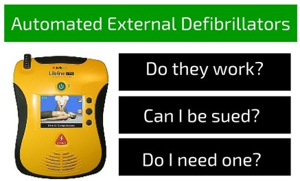 AED-Automated External Defibrillator (2)